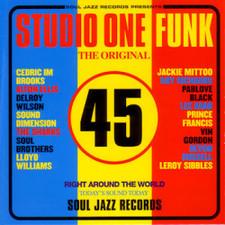 Various Artists - Studio One Funk - 2x LP Vinyl