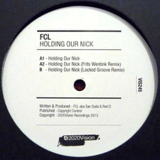 "FCL - Holding Our Nick - 12"" Vinyl"