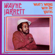 Wayne Jarrett - What's Wrong With The Youths - LP Vinyl