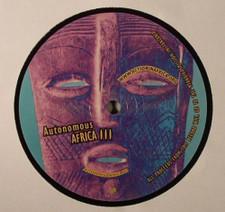 "Various Artists - Autonomous Africa Vol. 3 - 12"" Vinyl"