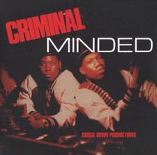 Boogie Down Productions - Criminal Minded - 2x LP Vinyl