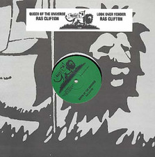"Ras Clifton - Queen Of The Universe - 12"" Vinyl"