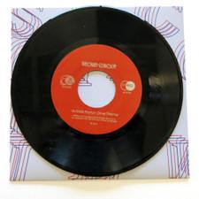 """Secret Circuit - Dublab Proton Drive Theme - 7"""" Vinyl"""