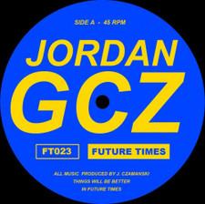 "Jordan GCZ  - Digitalis - 12"" Vinyl"