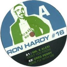 "Ron Hardy - #16 - 12"" Vinyl"