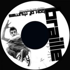 """Braille - Box Of Rhymes - 7"""" Vinyl"""