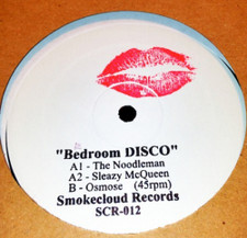 "Various Artists - Bedroom Disco - 12"" Vinyl"