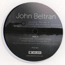 """John Beltran - Kassem Mosse & Sven Weisemann Remixes - 12"""" Vinyl"""