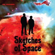 Aybee / Afrikan Sciences - Sketches Of Space - LP Vinyl