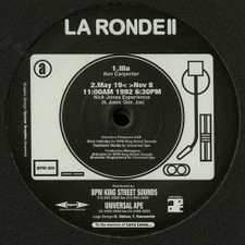 Various Artists - La Ronde II - 2x LP Vinyl