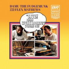 "Damu The Fudgemunk / Flex Mathews - Live From WonkaBeats - 10"" Vinyl"
