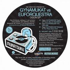 """Guynamukat vs Euforquestra - Ogun Ep - 12"""" Vinyl"""