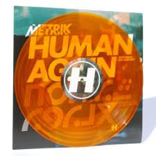 """Metrik - Human Again - 12"""" Vinyl"""