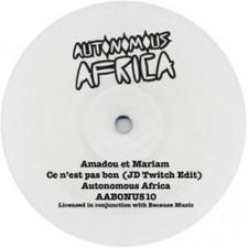 """Amadou Et Mariam - Ce N'est Pas Bon - 10"""" Vinyl"""