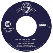 "The Como Mamas - Out Of The Wilderness - 7"" Vinyl"