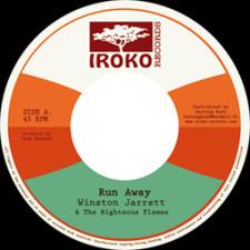 "Winston Jarrett - Run Away - 7"" Vinyl"