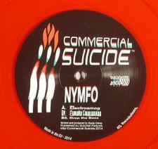 """Nymfo - Electrosmog - 12"""" Vinyl"""