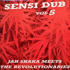 Jah Shaka - Sensi Dub 5 - LP Vinyl