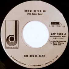"""Budos Band - Burnt Offering - 7"""" Colored Vinyl"""