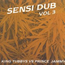 King Tubby - Sensi Dub 3 - LP Vinyl