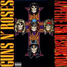 Guns N Roses - Appetite for Destruction - LP Vinyl
