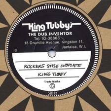 "King Tubby - Rockers Style Dubplate - 10"" Vinyl"