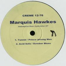 "Marquis Hawkes - Maladaptive Brain Dysfunction - 12"" Vinyl"