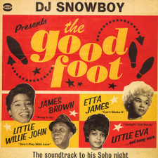 DJ Snowboy - Good Foot - 2x LP Vinyl
