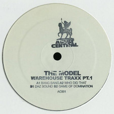 "The Model - Warehouse Traxx Pt 1 - 12"" Vinyl"