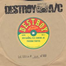 """Dub Gabriel - Freedom Fighter - 7"""" Vinyl"""