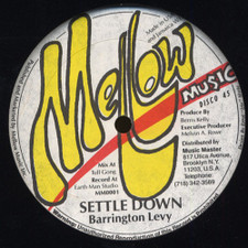"Barrington Levy - Settle Down - 12"" Vinyl"