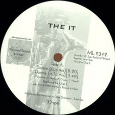 """The It - Donnie - 12"""" Vinyl"""