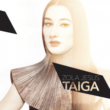 Zola Jesus - Taiga - LP Colored Vinyl