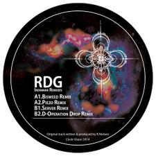 """RDG - Ironman Remixes - 12"""" Vinyl"""