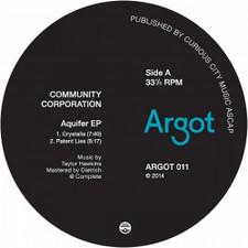"Community Corporation - Aquifer - 12"" Vinyl"