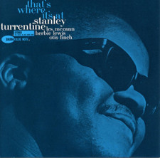 Stanley Turrentine - That's Where It's At - LP Vinyl