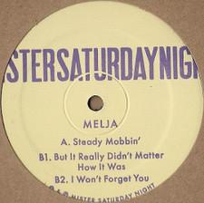 """Melja - Steady Mobbin - 12"""" Vinyl"""