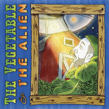 White Mic & Agentstriknine - The Vegetable & The Alien - LP Vinyl