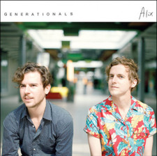 Generationals - Alix - LP Vinyl