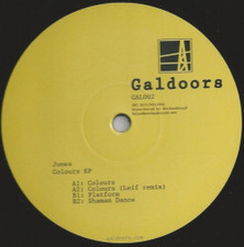 "Junes - Colours - 12"" Vinyl"