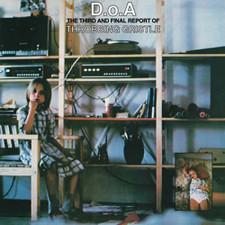Throbbing Gristle - D.O.A. - LP Vinyl