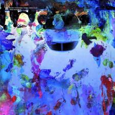 """Burnt Friedman / Daniel Dood-Ellis - Skies Okay Blue - 12"""" Vinyl"""