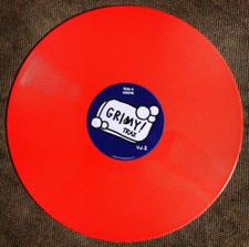 """Various Artists - Grimy Trax Vol. 2 - 12"""" Vinyl"""
