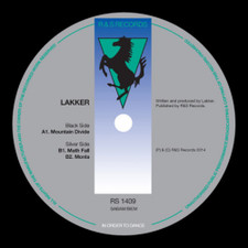 "Lakker - Mountain Divide Ep - 12"" Vinyl"