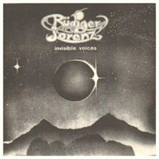 Rudiger Lorenz - Invisible Voices - LP Vinyl