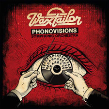 Wax Tailor - Phonovisions Symphonic Orchestra - 4x LP Vinyl
