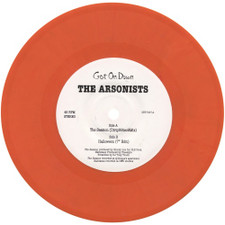 "Arsonists  - The Session / Halloween - 7"" Vinyl"