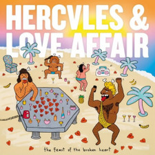 Hercules & The Love Affair - Feast of the Broken Heart - 2x LP Vinyl