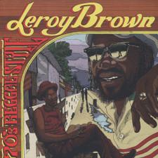 Leroy Brown - 70's Reggae Style - LP Vinyl