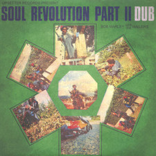 Bob Marley - Soul Revolution Pt II Dub - LP Colored Vinyl